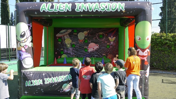 best allien invasion - a